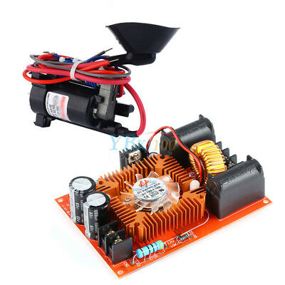 Dc 12-30v10a Zvs Tesla Coil High Voltage Generator Driver Board Ignition Coil