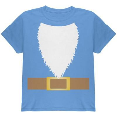 Halloween Lawn Gnome Costume Youth T Shirt