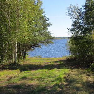 16-ACRE WATERFRONT PROPERTY FOR SALE AT COAL CREEK, GRAND LAKE,