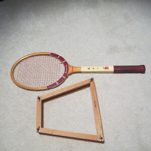 Vintage Donnay Tennis Racquet