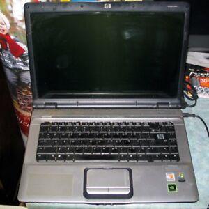 Ordinateur Portable / Laptop HP + Windows XP