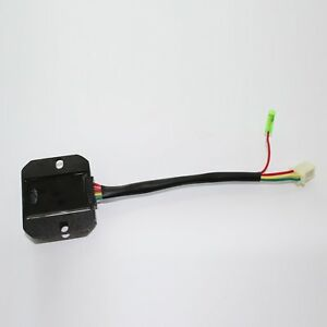 YD GY6 150cc Scooter ATV GO-Kart 12V 5Pin 8Pole DC Voltage Regulator Rectifier