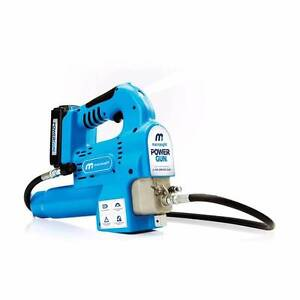 MACNAUGHT HIGH QUALITY CORDLESS GREASE GUN Arundel Gold Coast City Preview