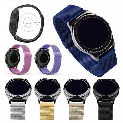 Milanese Loop Wrist Watch Strap Band For Samsung Gear S3 Classic /Frontier Sport