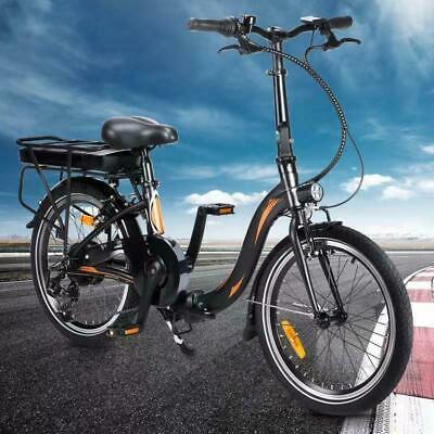 Dohiker bicicleta eléctrica 250W 36V 10Ah Bicicleta plegable de 20 pulgadas EU
