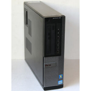 Dell Optiplex 990 SFF Desktop PC i3 3.30GHz 4GB RAM 500GB DVDRW Regina Regina Area image 1