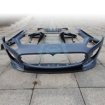 Auto Bodykits Font Bumper+Side Skirts Back Diffuser New For Maserati GranTurismo