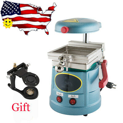Dental Vacuum Forming Molding Machine Former Thermoforming Lab Equipment Gift Us