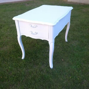 antique french side table