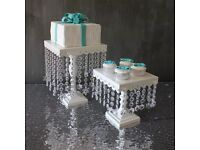 New design wedding cake stand set