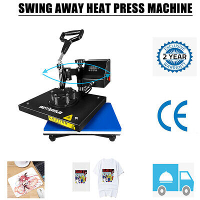 9x12 Heat Press Machine Sublimation Transfer Digital Diy Printing T-shirt Mats
