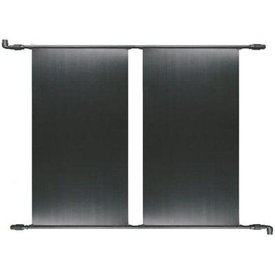 Pool Solarheizung Absorber Sonnenkollektor 2 Stück 4,50 x 1,20 m plus Zubehör !