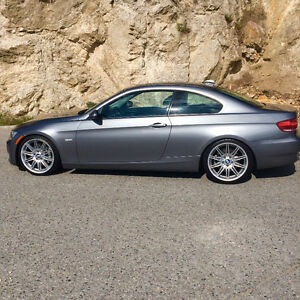 2007 BMW 3-Series 335i Coupe E92 Coupe (2 door)