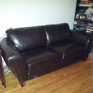 Large 2 seat sofa couch * great condition still fresh