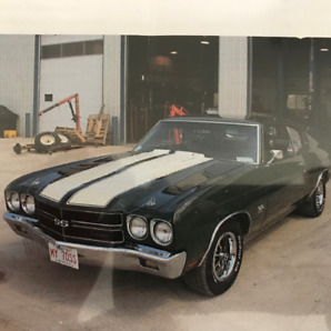 FOR SALE 1970 Chevelle SS 454
