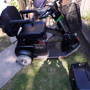 Mobility scooter Tric.
