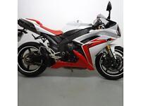 YAMAHA YZF-R1. STAFFORD MOTORCYCLES LIMITED