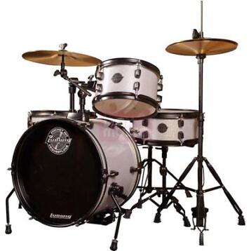 Ludwig LC178X029DIR Questlove Pocket Kit Silver...