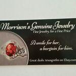 morrison genuine jewelry