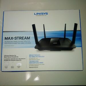 Linksys EA8500 Max-Stream Router !!!