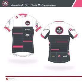 Gran Fondo Giro d'Italia NI Cycling Jersey