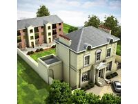Available now- Luxury 2 bedroom 2 bathroom apartment- Communal Gardens & Driveway with car parking