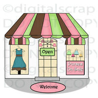 Small Consignment Business for Sale