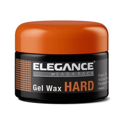 gel wax hard with argan oil 3