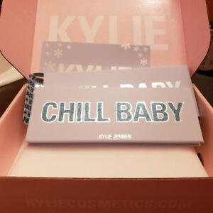KYLIE COSMETICS HOLIDAY CHILL BABY PRESSED POWDER PALETTE $120