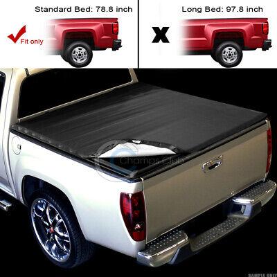 Cab Short Bed Standard Truck (SNAP-ON TONNEAU COVER 88-00 CHEVY C/K C10 SILVERADO FLEETSIDE 6.5 FT SHORT BED )