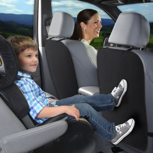 Car Seat Back Cover Protector Kick Clean Mat Pad Anti Steppe