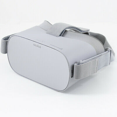 Oculus Go 64GB - Standalone Virtual Reality Headset -301-00104-01-