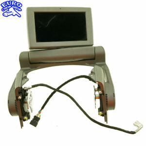 REAR DVD SCREEN MONITOR LCD DISPLAY BMW E65 750Li 760Li 2006 06 07 08