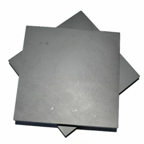 5pcs Graphite Plate Panel Sheet High Pure Carbon Electrode Pyrolytic Tools New