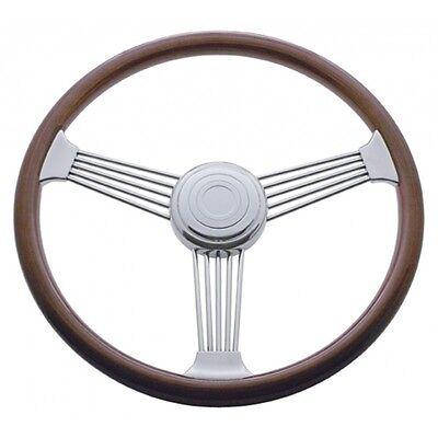 "Banjo Steering Wheel (18"") - Peterbilt 1998+  & Kenworth 2001+"