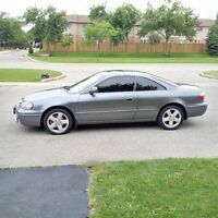 2003 Acura CL Type - S Coupe (2 door)