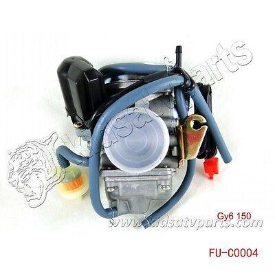 SCOOTER GY6 Carburetor CARB 110cc 125 150CC ATV NST JCL Chinese Roketa Sunl
