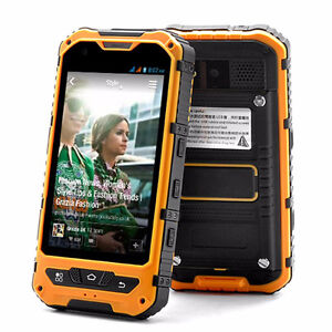 BNIB Waterproof Shockproof Rugged Phone MTK6572 Dual Core Androi