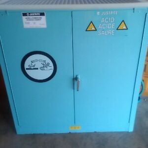 Acids and Corrosives Storage Cabinet