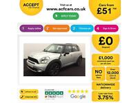 Mini Mini Countryman 2.0TD ( 143bhp ) ALL4 ( Chili ) FROM £51 PER WEEK.