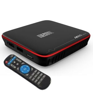 M8S PRO ANDROID TV BOX IPTV FOR SALE