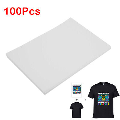 100pcs a4 lazer print transfer paper