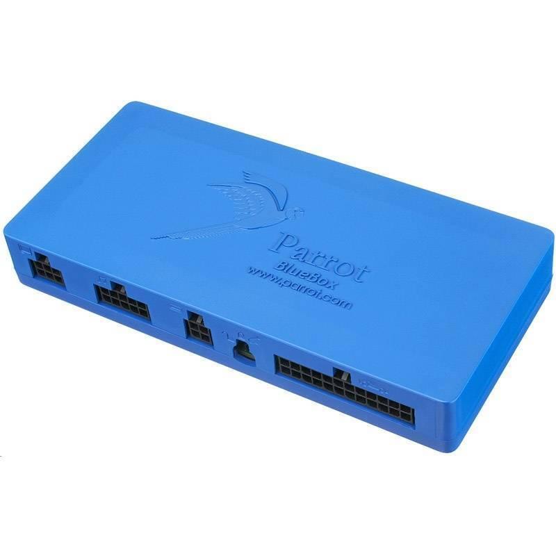 GENUINE PARROT BLUEBOX MKi9100 FOR BLUETOOTH HANDSFREE KIT