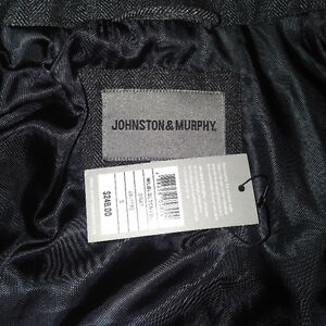 Johnston & Murphy Quilted Herringbone Jacket North Shore Greater Vancouver Area image 6