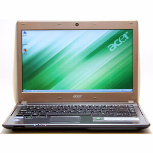 Acer Aspire 4755G Laptop i5 Webcam DVDRW 4GB RAM 320GB WiFi HDMI