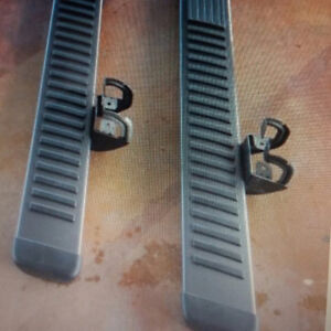 2009 / 14 ..FORD F150 - RUNNING BOARDS $300 O.B.O