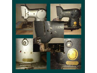 Singer 138K1 Blanket Over-Edging Industrial Sewing Machine