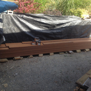 Timber Teck Composite Decking