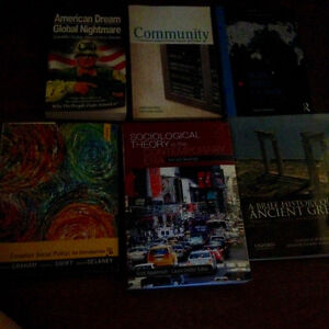 Various Books & Textbooks (MSVU)