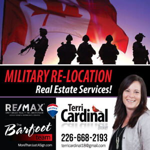 Military Re-location Real Estate Services